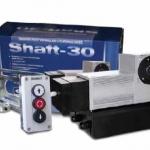 Комплект вального привода для секционных ворот DoorHan Shaft-30 KIT IP65